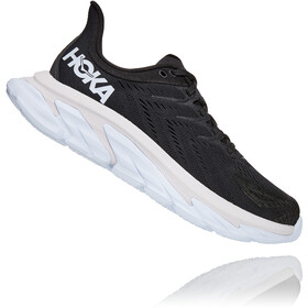 Hoka One One Clifton Edge Running Shoes Men black/white
